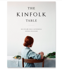 The KINFOLK TABLE knjiga
