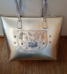 Guess original zlata torbica NOVA