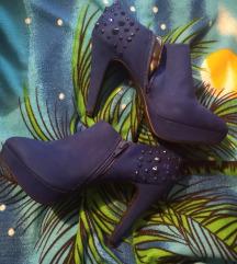 Modri cevlji