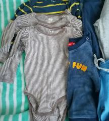 Vrečka jesenskih oblačil
