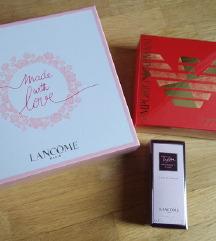 Original novi parfumi (Lancôme + Armani)