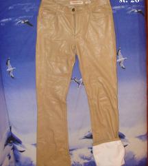 usnjene hlače 34/S
