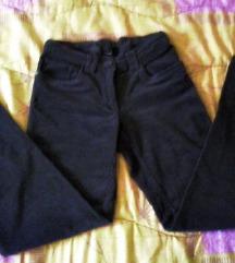 Dolge žametne hlače ZNIŽANE