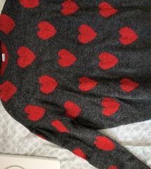 Nov topel pulover OVS