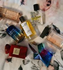 2/5ml dekant original parfum - seznam