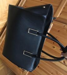 Velika črna torba