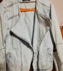 Zara Trafaluc jeans jaknica