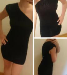 Črne kratke oblekce