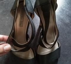 Tosca blu usnjeni sandali