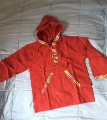 Nepalski otroški tanek pulover za 7-9 let