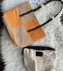 Nova torba Zara 2 v 1