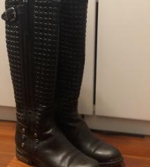 Loretta Petinari ženski usnjeni škornji