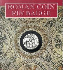 Rimski kovanec replika - priponka (nov)
