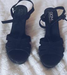 Novi wedge sandali