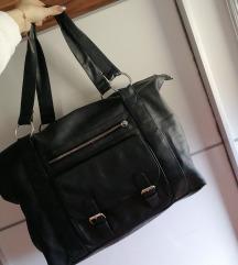 Usnjena velika torba