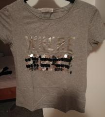 Bombažna kratka majica