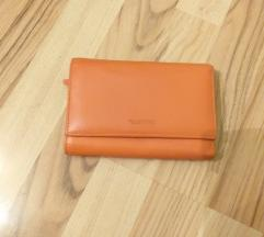 Ženska usnjena denarnica