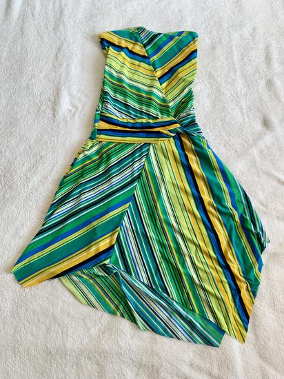 Obleka zelena S/M