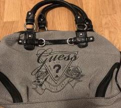 Guess siva torbica