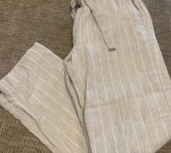 Mango Lanene hlače