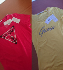 Guess, Gucci & Tommy Hilfiger kratke majice