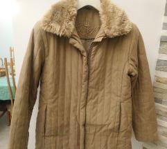 Svetlo rjava jakna