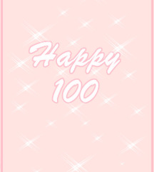 ❤️ HAPPY 100 ❤️ Give Away