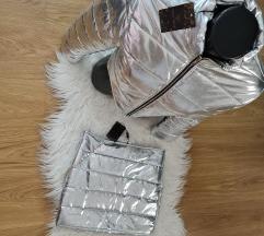 Komplet bunda in krilo S/M