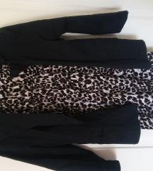 Črni suknjič 36