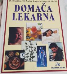 Knjiga Domaca lekarna