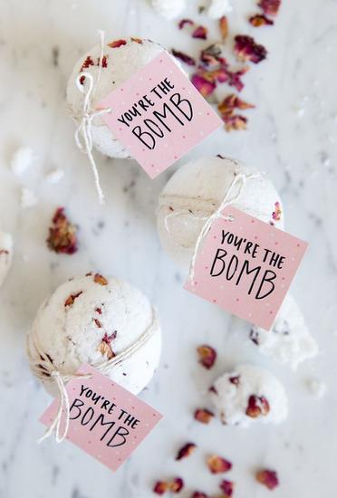 Kopalne kroglice - bath bombs