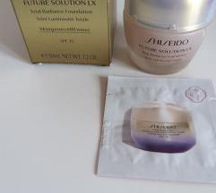 Shiseido in Clarins