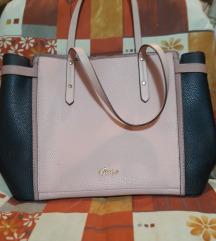 Crno roza torba