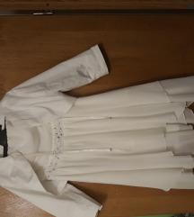Bela oblekica in bolero