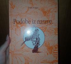 Knjiga - Podobe iz narave, poštnina vključena!