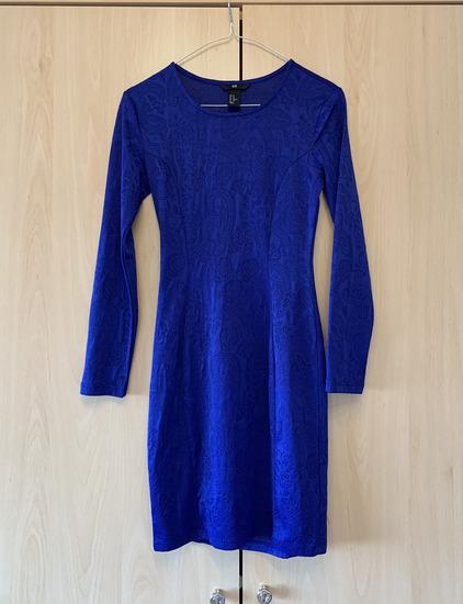 Modra oblekica XS