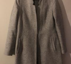 Plašč Zara siv