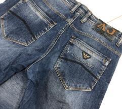 Moske jeans armani hlace