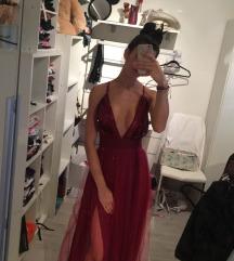 Elegantna obleka xs/s