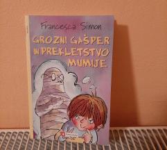 Knjigica grozni gašper