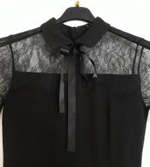 Črn eleganten pajac