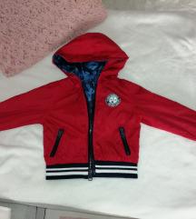 Obojestranska jakna 80 - 86