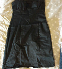 H&M črna oblekca 34