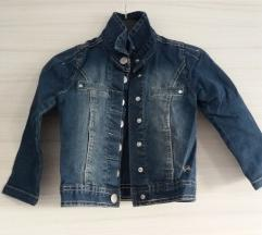 Otroška jeans jaknica 110 oz. 4-5 let