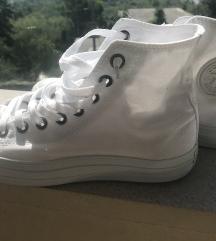 All Star White Monochrome