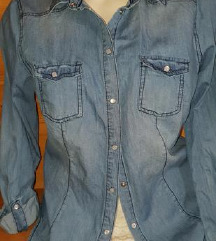 Srajca-jeans,bombaž,S.One,vel.40