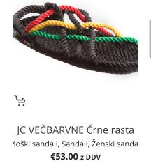 Nove original U rope sandale 39