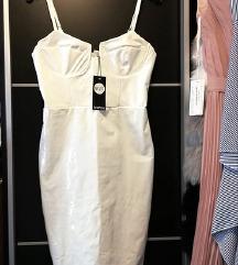 ZNIŽ.Nova PU latex obleka