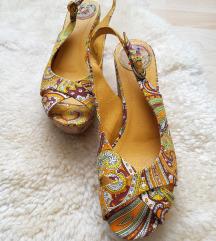 Ženski sandali s platformo Funky Shoes