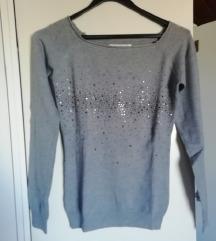 Siv pulover /NOV